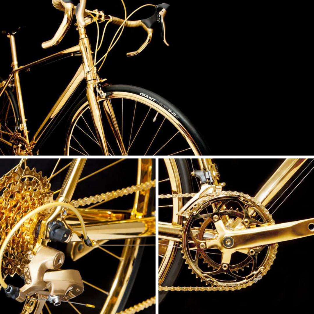 La bicicleta más costosa que un Ferrari